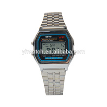 Hot Sale Waterproof LCD Multi-function Digital Watch