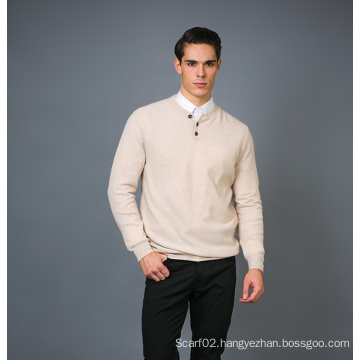 Men′ S Fashion Cashmere Sweater 17brpv126