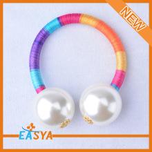 Popular High Quality Handmade Fake Pearl Bracelet