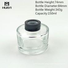 custom clear glass perfume diffuser bottle 150ml