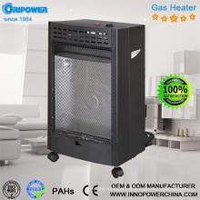 ISO 9001 Hersteller LPG Indoor Blue Flame Gasheizung, Best Home Gasheizung