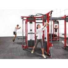 Synrgy 360 del equipo de ejercicio