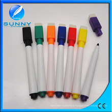 Non-Toxic Magnetic Dry Erase Marker with Brush