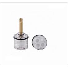 Manufacturer shower valve core wholesale cheap faucet 4 Functions  Diverter Faucet Cartridge