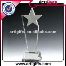 2012 trophée étoile de cristal pas cher