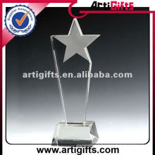 2012 дешевые кристалл звезда трофей