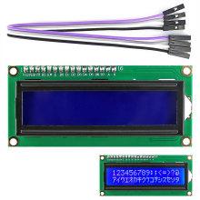 I2C IIC एलसीडी डिस्प्ले मॉड्यूल
