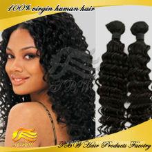Venta caliente de calidad superior pelo de tailandia extensiones de cabello de 30 pulgadas
