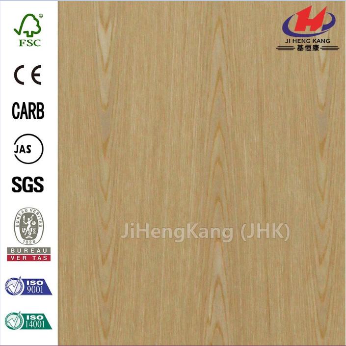 CARB Certificate HDF Veneer EV-Ash Lamilated Door Panel
