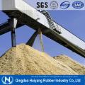 Courroies de convoyage à chevrons profilées Chevron pour bac à sable, grains, engrais, copeaux de bois