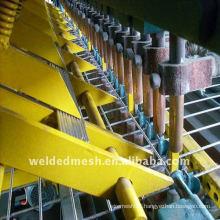 welded fence machine