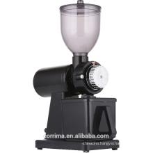 S.S. Flat Burr Coffee Grinding Machine
