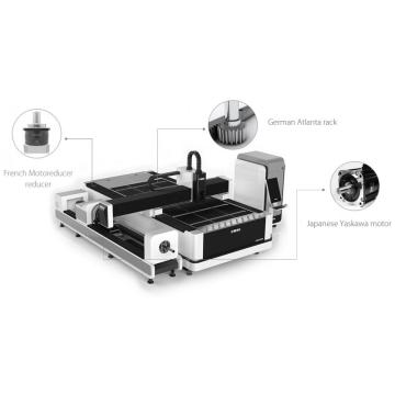 Máquina de corte a laser para tubos de metal