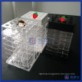 China Wholesale New Design Spinning Acrylic Lipstick Stand