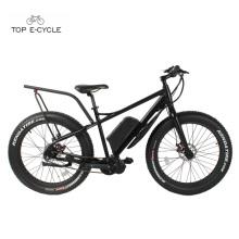 Neumático de alta velocidad del motor de la impulsión media de Bafang 1000W en la bicicleta eléctrica 2017