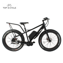 High Speed Bafang 1000W Mid Drive Motor Fat Tire In Electric Bicycle 2017