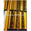 decorative wood corbels pu foam cornice moulding/polystyrene foam moulding