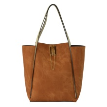 Ladies Handbag, Shopper Made From High Quality PU Material