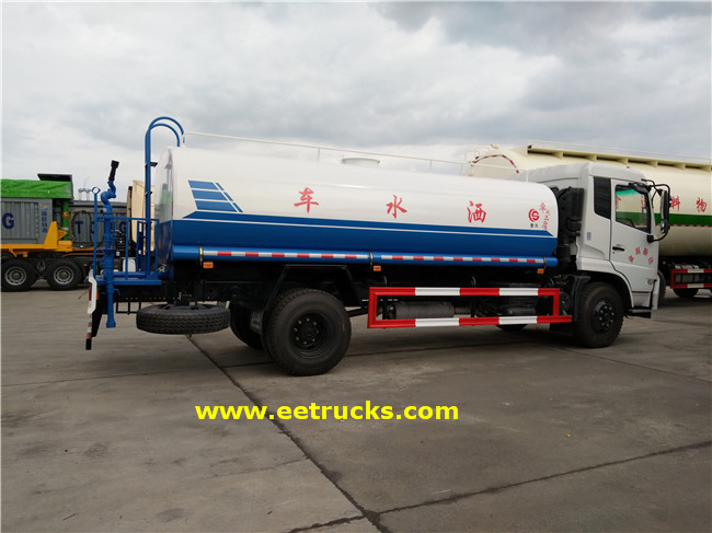 Irrigation Water Trucks