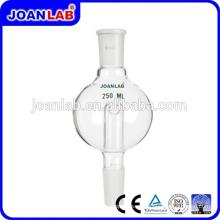 JOAN Laboratorio de vidrio rotatorio Evaporador Bump trampas para destilar Aparato