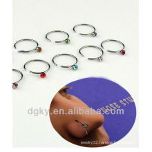 wholesale top selling indian nose rings
