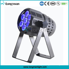 Super Bright 7*15W RGBW LED Cheap DJ Equipment for Stage