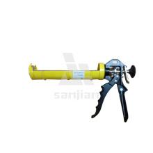 """Новейший тип 9 """"скелетный пистолет для копчения, силиконовый пистолет-пистолет-силиконовый пистолет, силиконовый герметик (SJIE3011A)"""