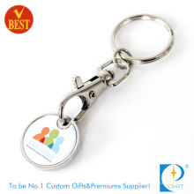 2015 Newest Design High Fquality Charity Trolley Coin for Promootion