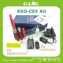 2014 The Best E Cigarette Kit EGO-CE5 Kit Ecig