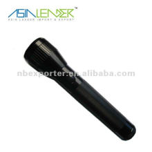 Aluminium high power flashlight