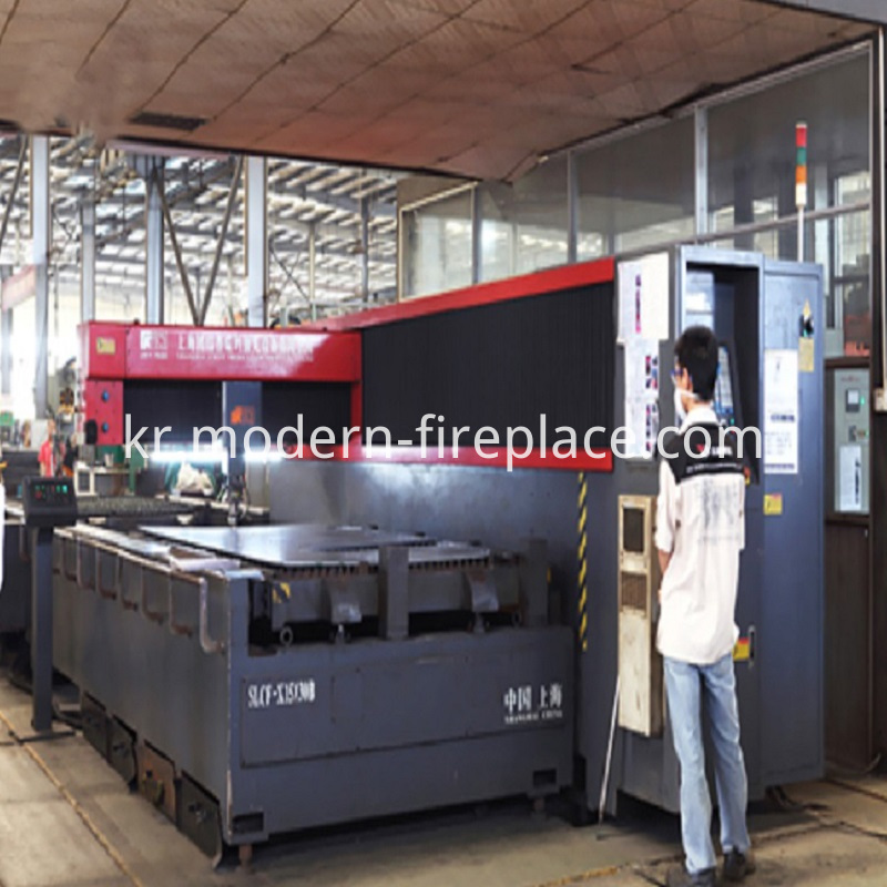 Design Wood Burning Stoves Production