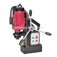 Dual Use 1600W 28mm 13000N Portable Magnetic Drill Machine GW8081