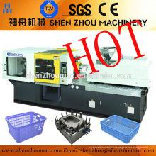 SHENZHOU Горизонтальная машина для литья под давлением Машина для формования под давлением Multi-экран для выбора Импортная всемирно известная гидравлическая система c
