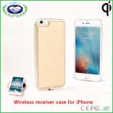 Wireless Qi Ladegerät Empfänger Ladegerät Abdeckung für iPhone 6s / 6