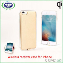 Wireless Qi Charging Receiver Case Charger Cover for iPhone 6s/6