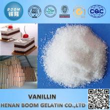 Competitive pharmaceutical intermediates ethyl vanillin food grade min 99.5%