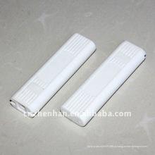 Cortina acessório-quadrado cabo peso com ferro 45g para acessórios de cortina vertical, aperto de mão para componente de cortina vertical