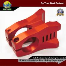 OEM Custom CNC Machining Aluminum Parts Bike Spare Parts