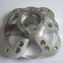 Fundición de aluminio para componentes de la maquinaria