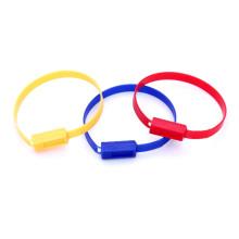 Comprimento do reparo do selo da segurança Peal plástico (JY210)