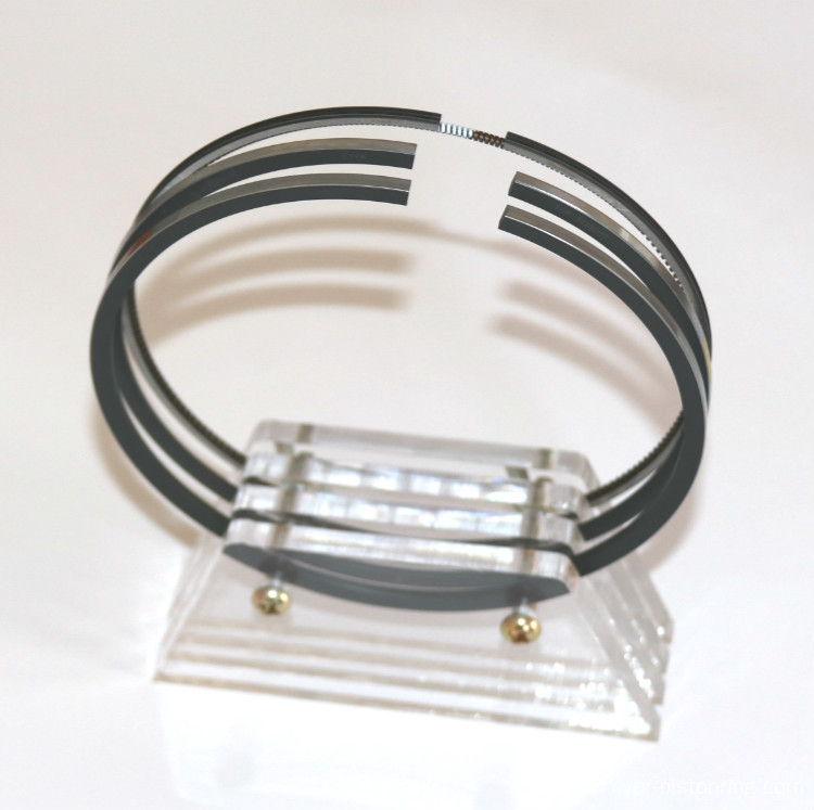 PVD High performance genset piston ring