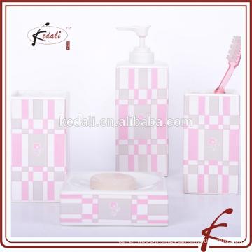 Stock Ceramic Bathroom Accessories