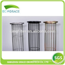 galvanized light cage