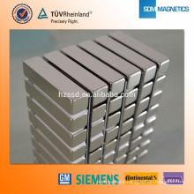 High Magnetic Force N52 Block Neodymium sintered magnet