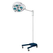 Precio del equipo médico de luz de funcionamiento vertical con 4 bulbos