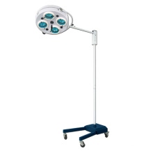 Medical Equipment Price of Vertical Operating Light with 4 Bulbs
