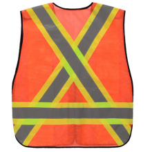 Safety vest for security