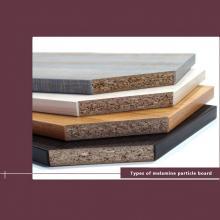9 mm Melamine Chipboard particle board E1
