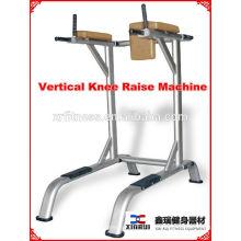 Machine verticale de genou