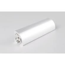 Perfil de aluminio para equipamiento médico